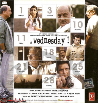A Wednesday (2008) m-HD x264-DMZ