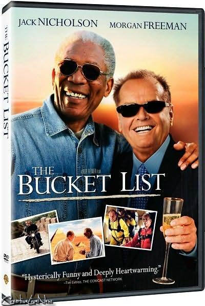 The Bucket List (2007) DVDRip XviD-DMZ