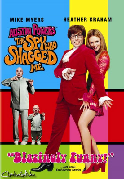 Austin Powers: The Spy Who Shagged Me (1999) DVDRip XviD-aXXo