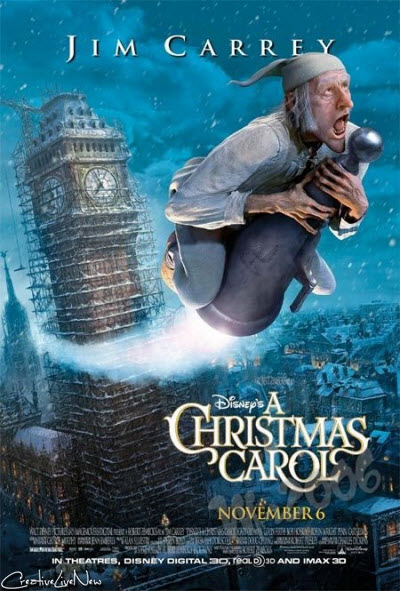 A Christmas Carol (2009) 720p m-HD x264-DMZ