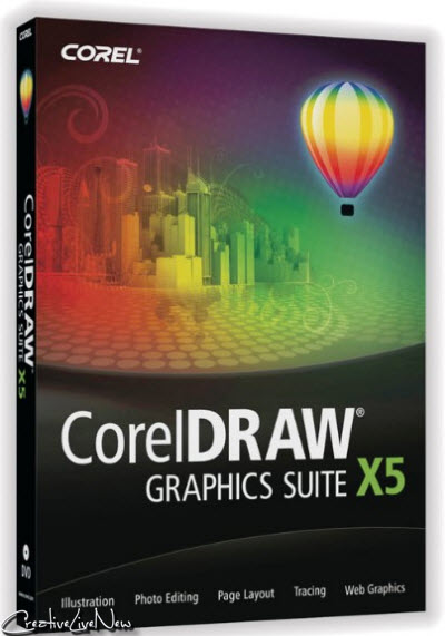 CorelDRAW Graphics Suite X5 v15.1.0.588 Incl. Keymaker-CORE