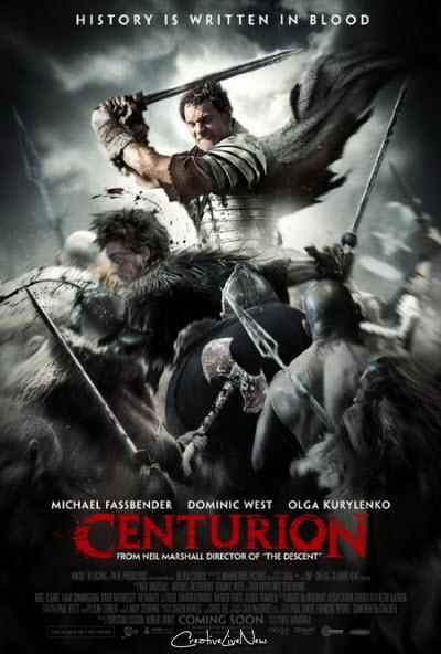 Centurion (2010) DVDRip x264 AC3-DMZ