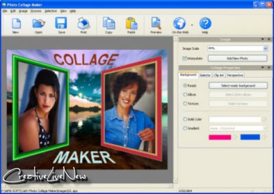 AMS Software Photo Collage Maker v2.67-BEAN