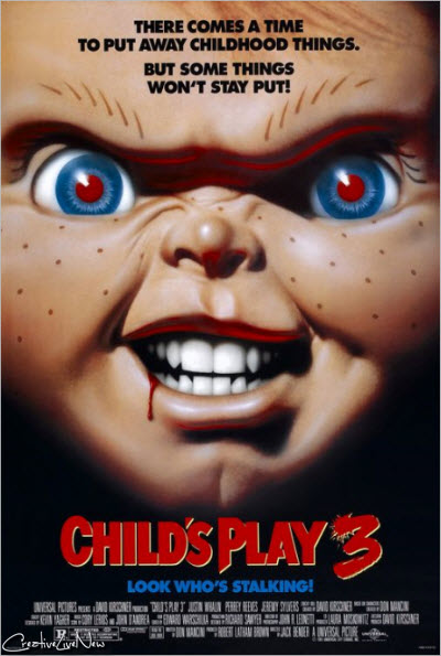 Childs Play 3 (1991) DVDRip XviD-DMZ