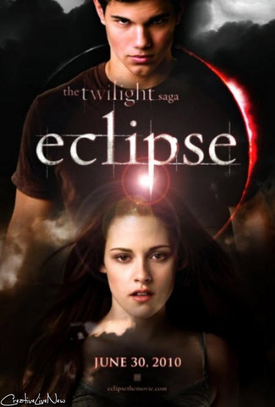 The Twilight Saga: Eclipse (2010) HQ DVDScr x264-DMZ