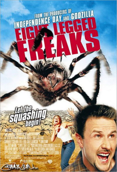 Eight Legged Freaks (2002) DVDRip x264-DMZ