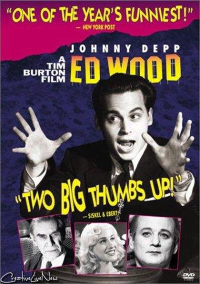 Ed Wood (1994) DVDRip XviD-DMZ