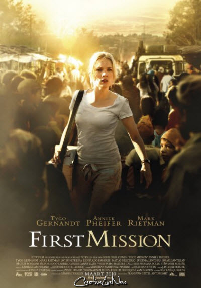 First Mission (2010) DVDRip XviD-DMZ
