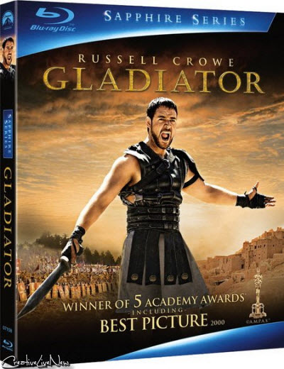 Gladiator (2000) Extended Edition BRRip XviD-DMZ