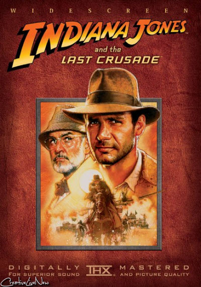 Indiana Jones and the Last Crusade (1989) DVDRip x264-DMZ