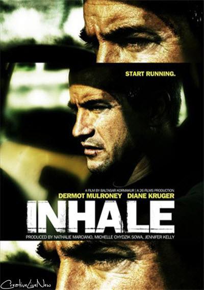 Inhale (2010) PLSUBBED BDRip XviD-TRODAT / Napisy PL