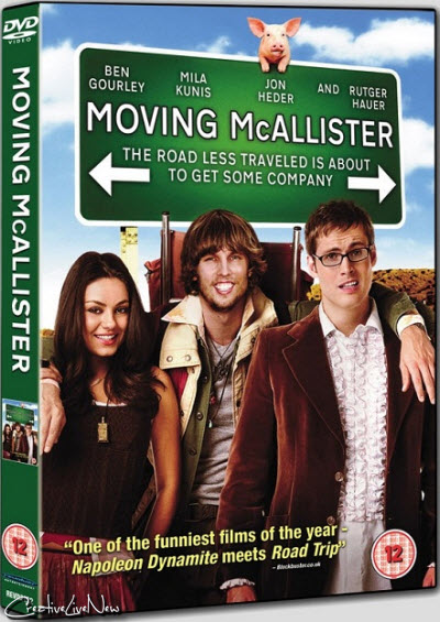 Moving McAllister (2007) DVDRip XviD-DMZ