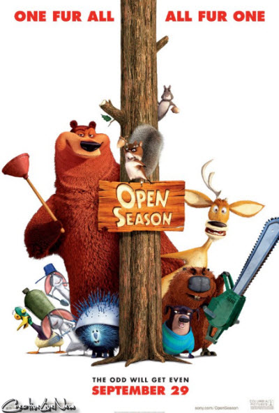 Open Season (2006) HDRip x264-DMZ