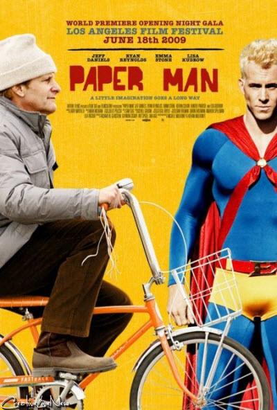 Paper Man (2009) DVDRip x264-DMZ