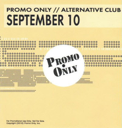 VA-Promo Only Alternative Club September 2010-XXL