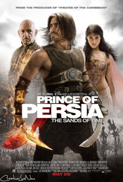 Prince Of Persia: The Sands Of Time (2010) 480p BluRay XviD AC3-DMZ