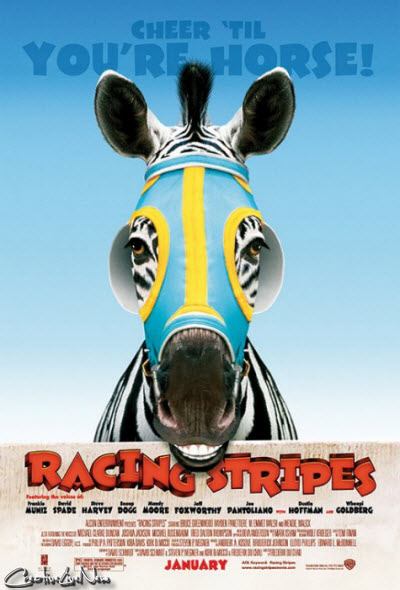 Racing Stripes (2005) DVDRip XviD-DMZ