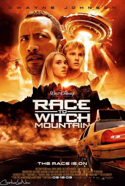 Race To Witch Mountain (2009) DVDRip x264-DMZ