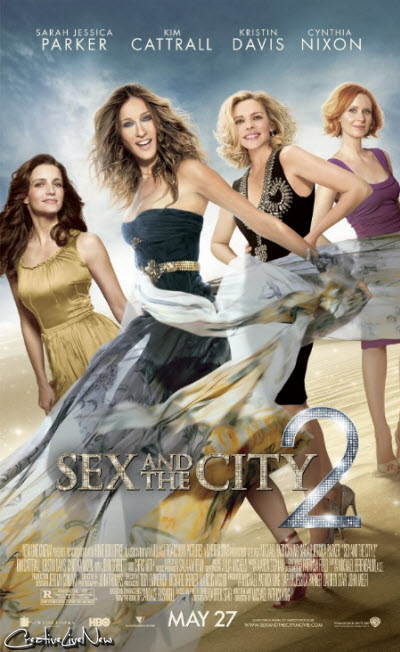 Sex And The City 2 (2010) DVDRip XviD AC3-DMZ