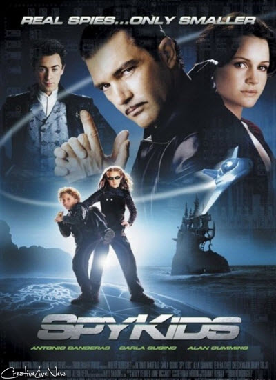 Spy Kids (2001) 480p BDRip x264-DMZ