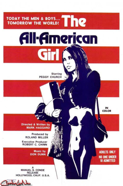 The All-American Girl (1973) DVDRip x264-DMZ