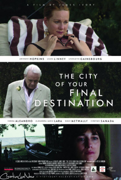 The City of Your Final Destination (2009) DVDRip XviD-DMZ