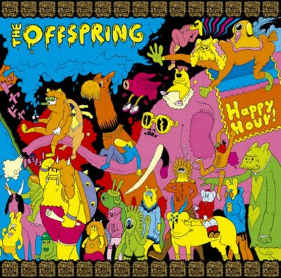 The Offspring-Happy Hour (Japan Limited Edition) 2010-ATRium