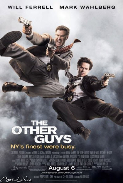 The Other Guys (2010) TS XviD-DMZ