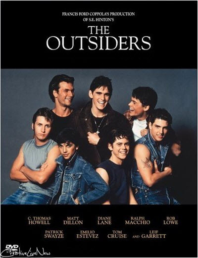 The Outsiders (1983) DVDRip XviD-DMZ