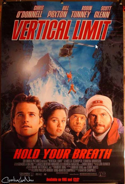 Vertical Limit (2000) BDRip x264-DMZ