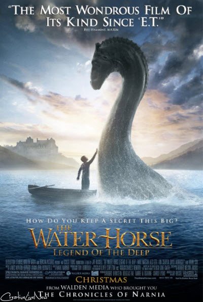 The Water Horse (2007) DVDRip XviD-aXXo