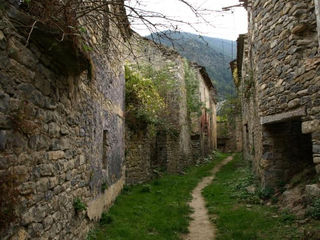 Pueblos abandonados gratis