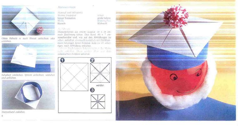 Como hacer un birrete en origami | ADMINISTRADOR