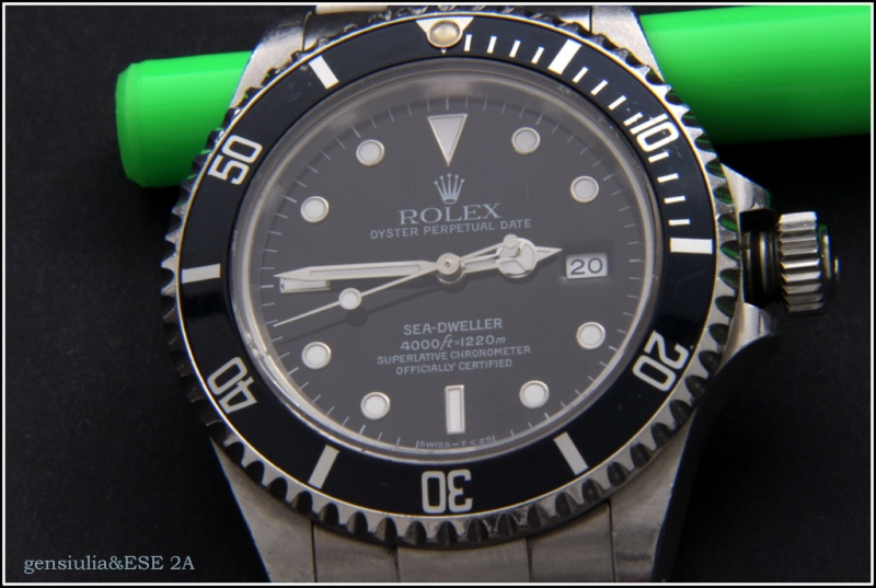 Sea Dweller 16600 Dial Marks Rolex Forums Rolex Watch Forum