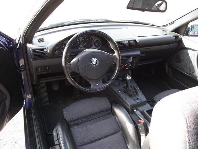Bmw e36 compact 323 ti de 1997 bmophile bmw for Interieur e36