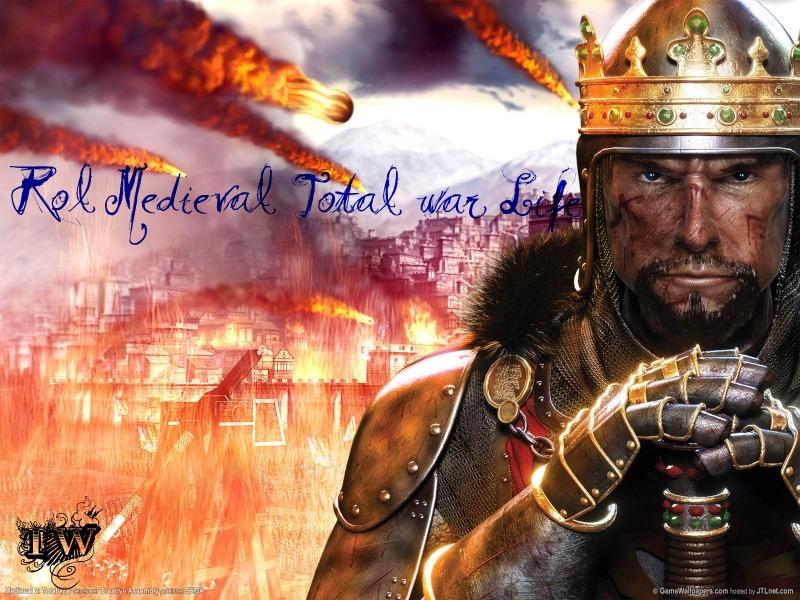 Rol Medieval - Total War Life