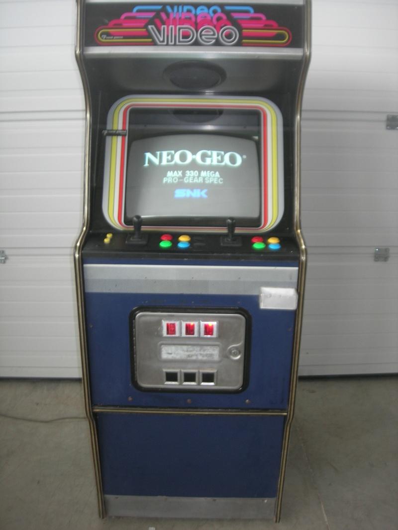 borne arcade generique