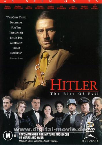 Hitler, la naissance du mal (TV)