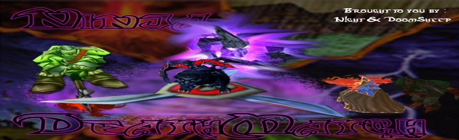 Ninja Deathmatch
