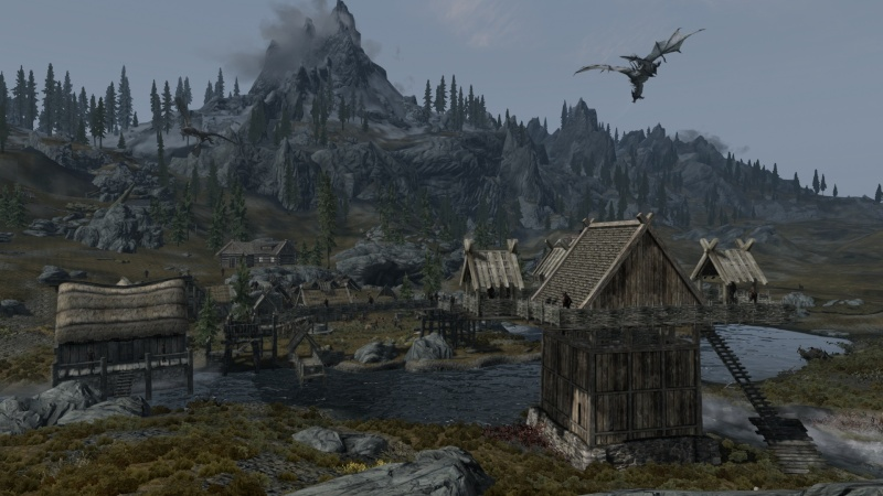 how to make a good house in skyrim