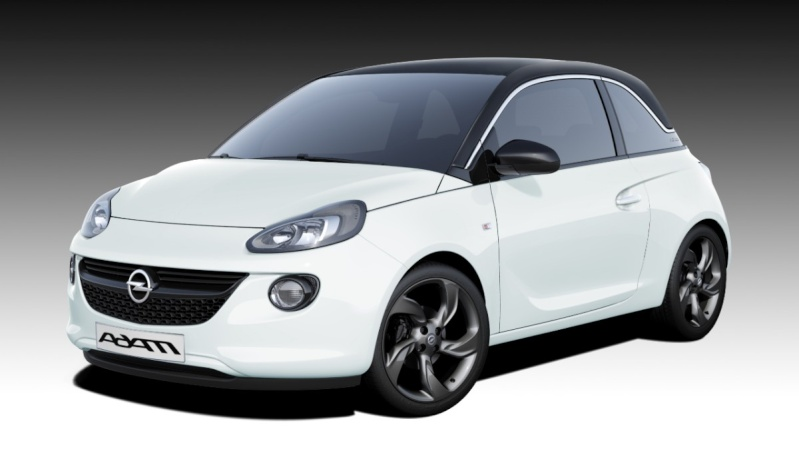 opel adam 2013 topic officiel page 7 adam opel forum marques. Black Bedroom Furniture Sets. Home Design Ideas