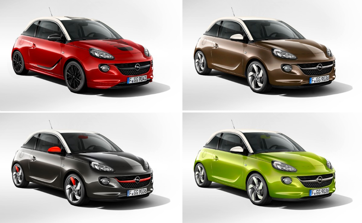 opel adam 2013 2019 topic officiel page 6 adam opel forum marques. Black Bedroom Furniture Sets. Home Design Ideas