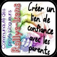 Rallye-liens-Créer un lien de confiance avec les parents