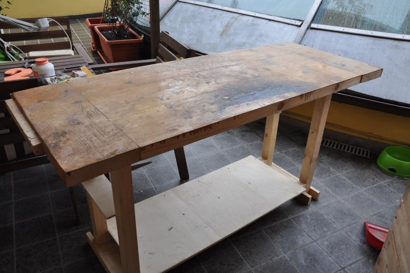 Regalato banco da lavoro regalo for Cerco tavolo in regalo