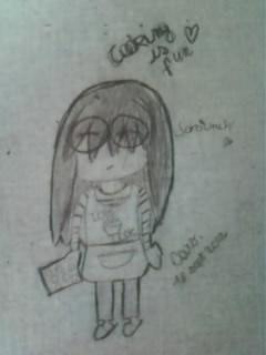Les dessins de ka kaede sur son banc scolaire page 2 - Canard dessin facile ...