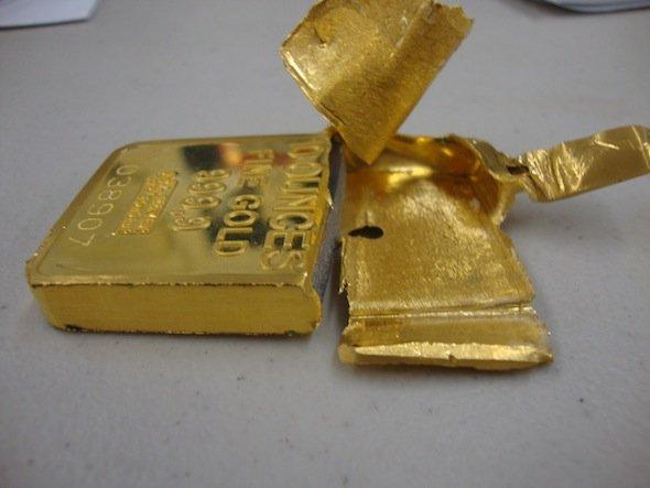 Beredar Emas Palsu Berisi Tungsten Di New York Ki At Mhu Blog