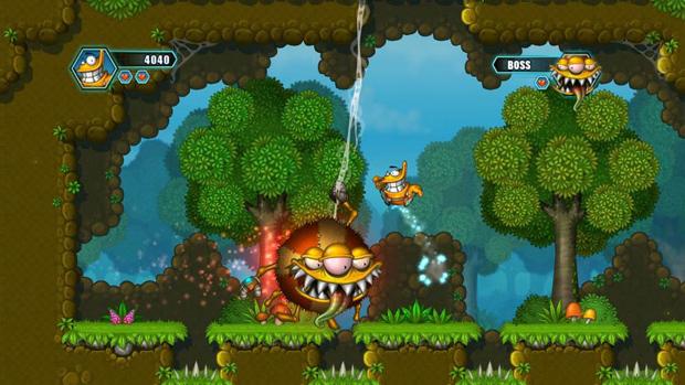 حصريا وقبل الجميع لعبة المغامرة الجميلة جدا والمسلية Oozi Earth Adventure 2012