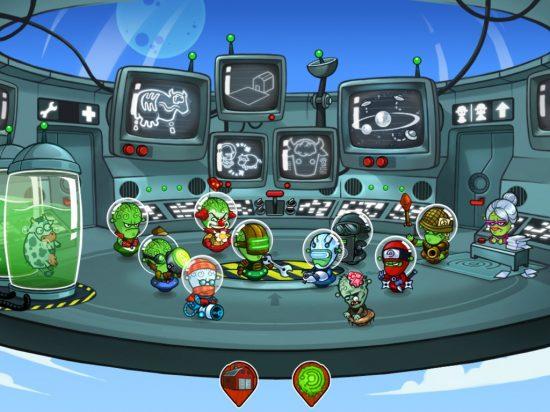 اللعبة المسلية والرائعة Beware Planet