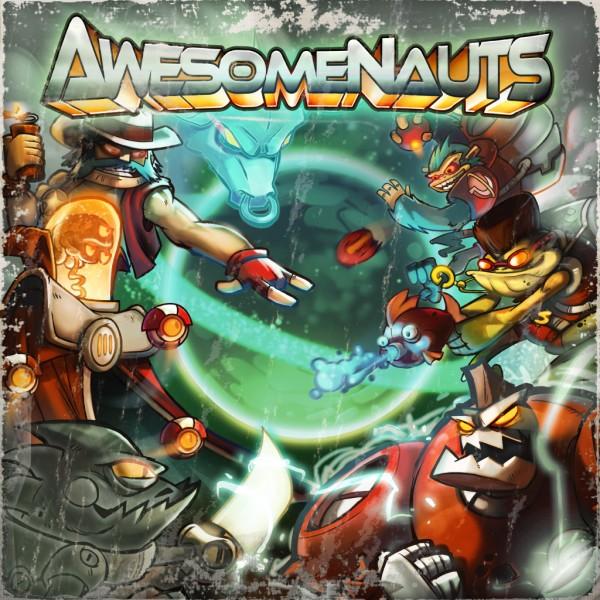 لعبة الاكشن والمغامرة الرهيبة Awesomenauts 2012..Repack Excellence.eng 453 MB