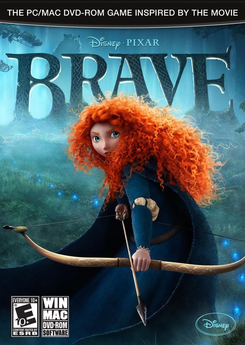 الاكشن والمغامرة المنتظرة Brave